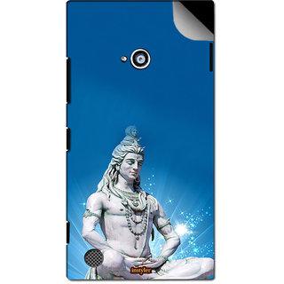 INSTYLER Mobile Sticker For Nokia Lumia 720 sticker2501