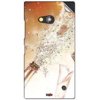 INSTYLER Mobile Sticker For Nokia Lumia 730 sticker2707