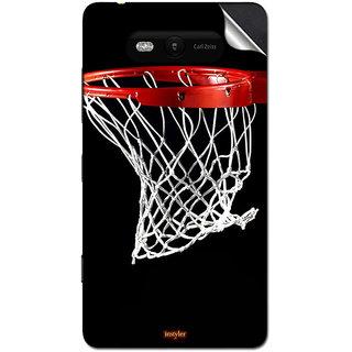 INSTYLER Mobile Sticker For Nokia Lumia 820 sticker3024