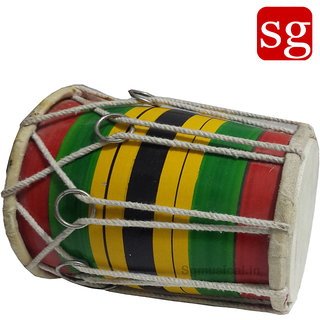 SG Musical Miniature Dholak