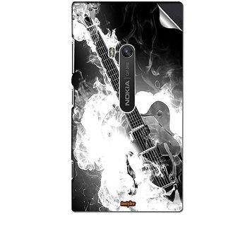 INSTYLER Mobile Sticker For Nokia Lumia 900 sticker3333