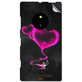 INSTYLER Mobile Sticker For Nokia Lumia 830 sticker3149