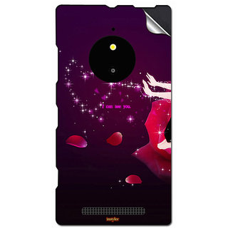 INSTYLER Mobile Sticker For Nokia Lumia 830 sticker3154