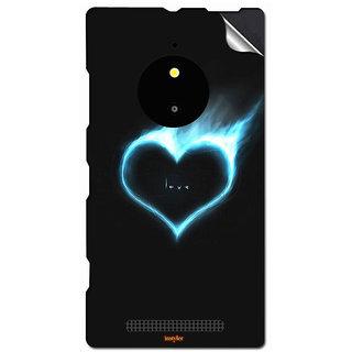 INSTYLER Mobile Sticker For Nokia Lumia 830 sticker3159