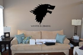 Winter is coming Game of thrones wall StickA