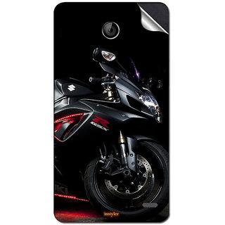INSTYLER Mobile Sticker For Nokia Lumia X Plus sticker4350