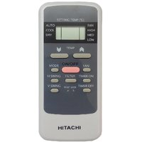 Compatible Hitachi Window  Split Air Conditioner AC Remote Control EM-26