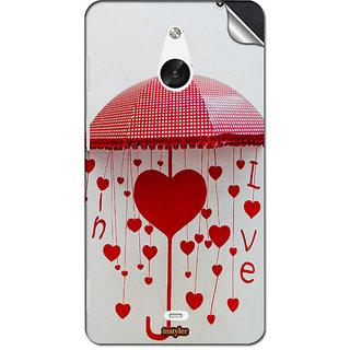 INSTYLER Mobile Sticker For Nokia Lumia 1320 sticker4284