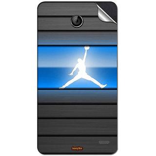 INSTYLER Mobile Sticker For Nokia Lumia X Plus sticker4461