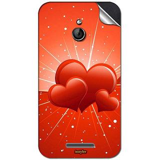 INSTYLER Mobile Sticker For Nokia Lumia Xl sticker5077