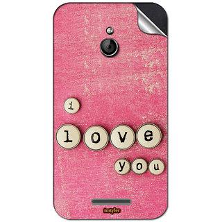 INSTYLER Mobile Sticker For Nokia Lumia Xl sticker5086