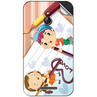 INSTYLER Mobile Sticker For Nokia Lumia Xl sticker5089