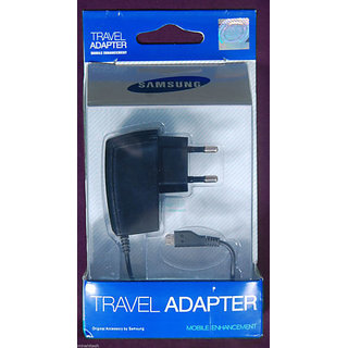 Samsung Mobile Phone Charger Travel Adapter Micro USB Charger ATADU10IBECINU