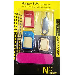 Nano Sim Adaptor