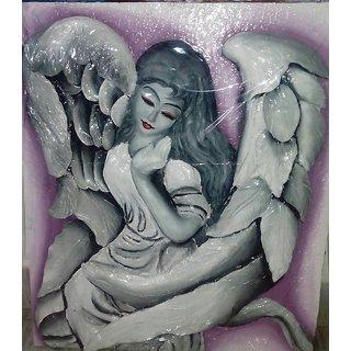 Mural (3D) Painting Beauty Queen