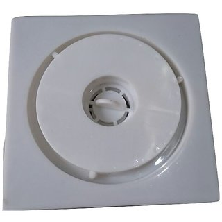 PVC P.P Floor Trap / Drain with Cockroach Traps System
