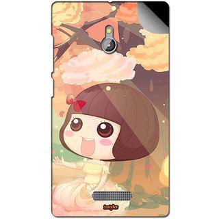 INSTYLER Mobile Sticker For Nokia 1030 Nokia Xl sticker58