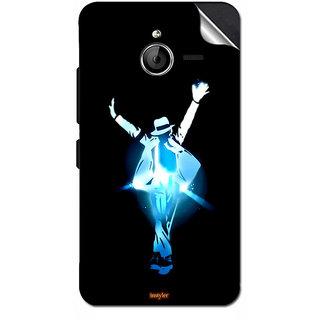 INSTYLER Mobile Sticker For Nokia Lumia 640 Xl sticker2059