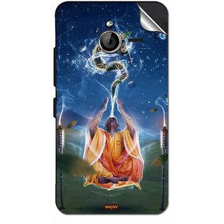 INSTYLER Mobile Sticker For Nokia Lumia 640 Xl sticker2069