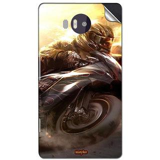 INSTYLER Mobile Sticker For Nokia Lumia 950Xl sticker4036