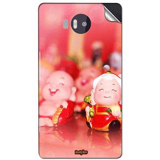 INSTYLER Mobile Sticker For Nokia Lumia 950Xl sticker4064