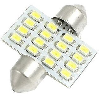16 SMD LED Interior Car Roof Light,