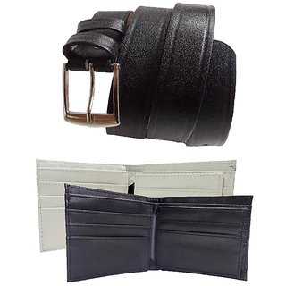 Belt & Wallet Combo Offer