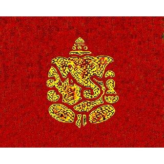 Affordable Art India Canvas Art Of Lord Ganesha AELG9b