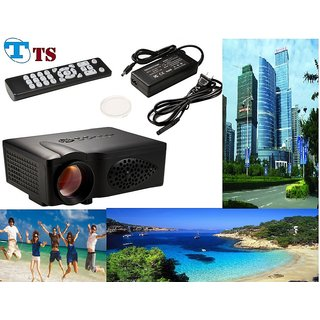 LED Portable Home Projector