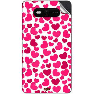INSTYLER Mobile Sticker For Nokia Lumia 820 sticker2996