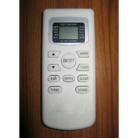 Compatible Vestar Air Conditioner AC Remote Control NO-611