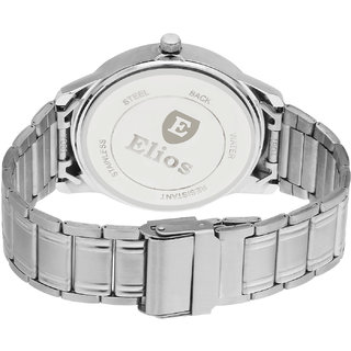 Elios Prime Series Black Dial Mens Watch EWM0041