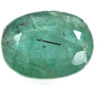 5.09 ct. / 5.65 Ratti Natural  Certified  Emerald (Panna) Gemstone