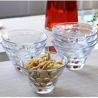 Pasabahce Space Small Bowl Set Of 6 260 ml each - Made in Turkey