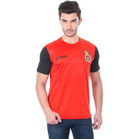 Royal Challengers Bangalore (RCB) Solid Mens Round Neck T-Shirt - IPL16