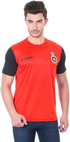 Royal Challengers Bangalore (RCB) Solid Mens Round Neck T-Shirt - IPL16