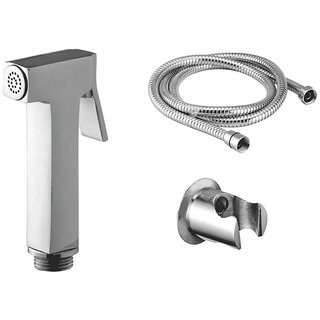 Kamal Health Faucet Square (With Ss Tube 1 Mtr)