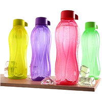 Tupperware 1000ML Aquasafe Water Bottles - Set Of 2