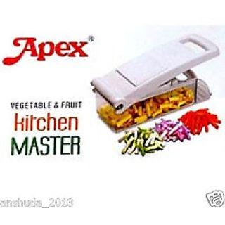 Apex Kitchen Master VEGETABLE CHOPPER ,POTATO CHIPPSER