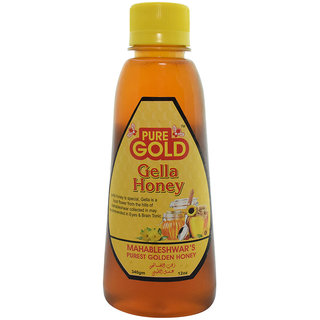 Pure Gold  GELA Honey,340 grams