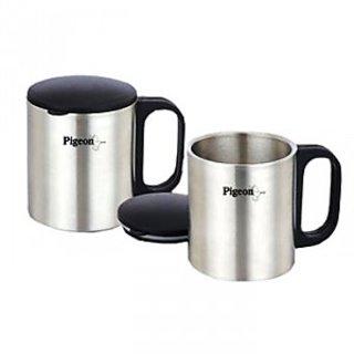 Pigeon S.S CoffeeTea Cup (4Pcs)