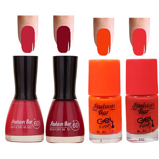 Fashion Bar Radiant Nail polishes paint 15