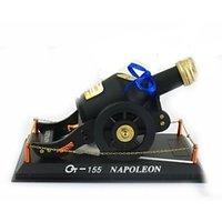 Napoleon Canon Shaped Refillable Car Perfume