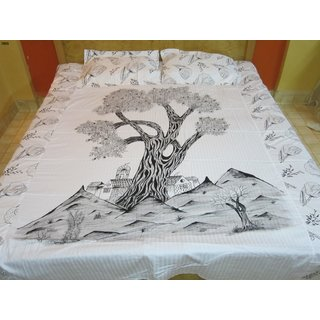 Double Bed Bed-Sheets