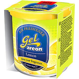 100 Original Areon Car Air Home Office Gel Based Perfume FreshenerLemon