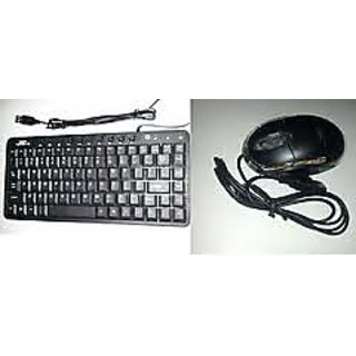 Terabyte USB MOUSE and KEYBOARD Combo for laptop, pc, desktop