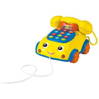 Winfun Talk N Pull Phone