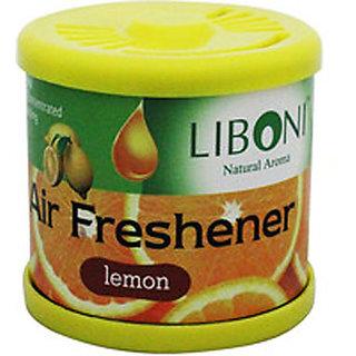 Liboni Car Air Freshener Lemon