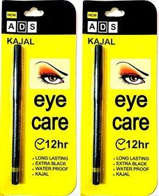 ADS Eye Care Soft Kajal (Pack of 2)