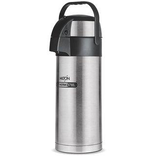Milton Beverage Dispenser 3500 - Steel Plain